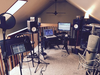 Studio Main Room