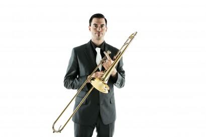 Trombone Pose