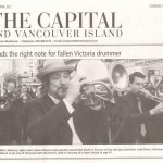 Times Colonist - March 4 - 2012 JoshDixonParade